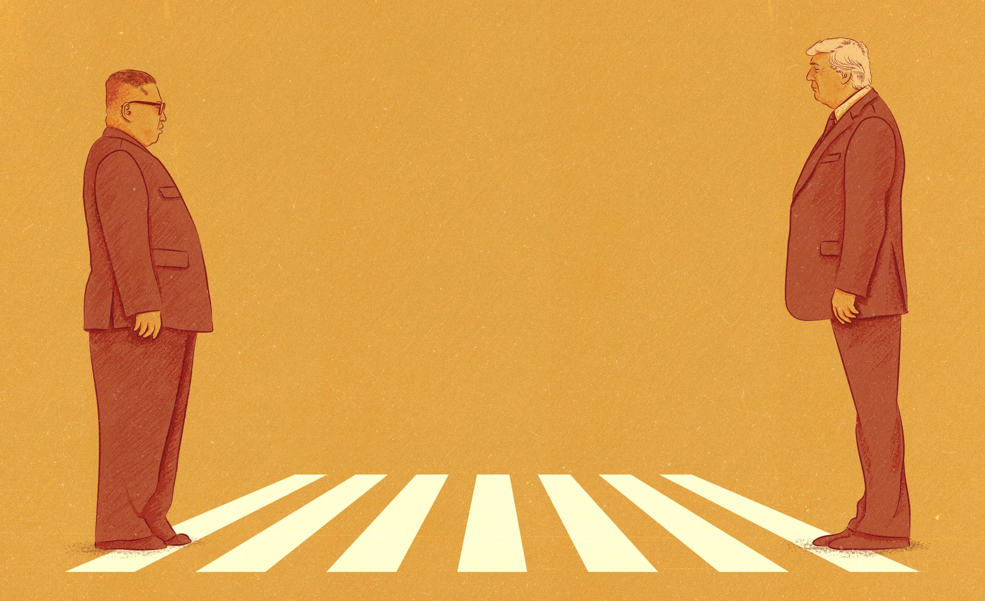 Mỹ - Triều chặng đường