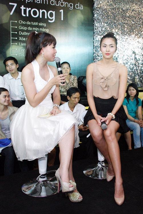 Ngắm style nhẹ nhàng nữ tính của Tăng Thanh Hà - 6