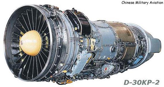 Động cơ D-30KP-2 của Nga đang được Trung Quốc nhập về phục vụ chế tạo máy bay vận tải quân sự hạng nặng W-20