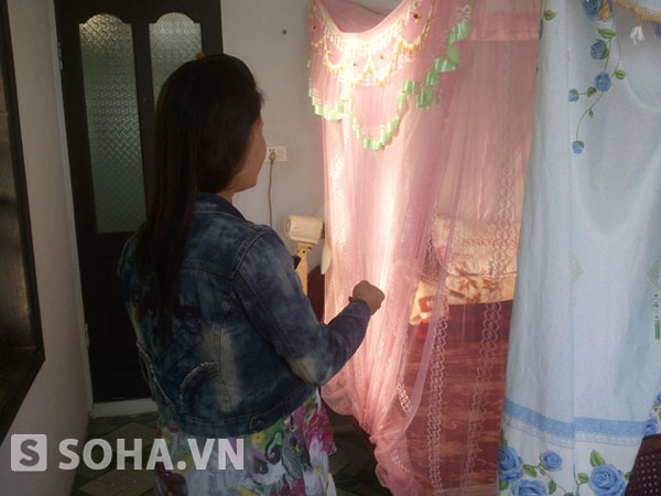 Chị Trang cho biết Long đã hai lần hiếp dâm chị trong khi chị đang mang thai