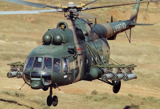 Trực thăng vận tải Mig-171E của Nga vẫn chiếm vị trí chủ đạo trong lực lượng cơ động hàng không chiến lược của quân đội Trung Quốc