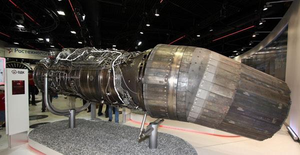 117S hiện là động cơ máy bay tiêm kích hiện đại nhất của Nga