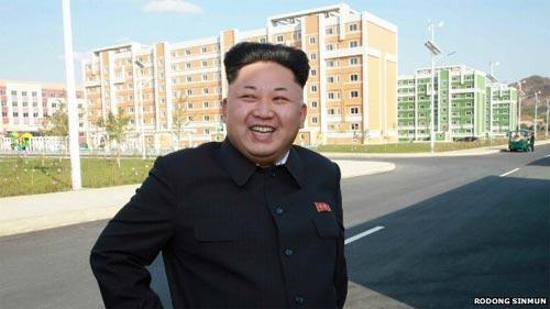 Triều Tiên, Kim Jong-un, tái xuất