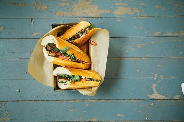 Bánh mì Việt Nam - Cơn sốt mới của ẩm thực đường phố trên toàn thế giới 1