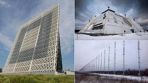 Nga đang sở hữu những hệ thống radar siêu mạnh