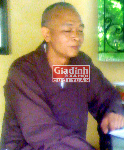 Sư thầy chùa Tế Cát bật mí bài thuốc ổn định đường huyết từ cọng lá chuối hột 1
