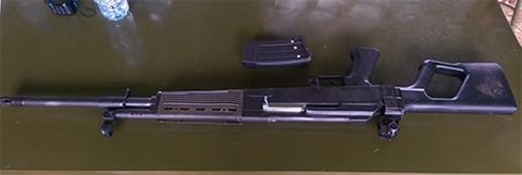 Súng trường MA-1 MK II.