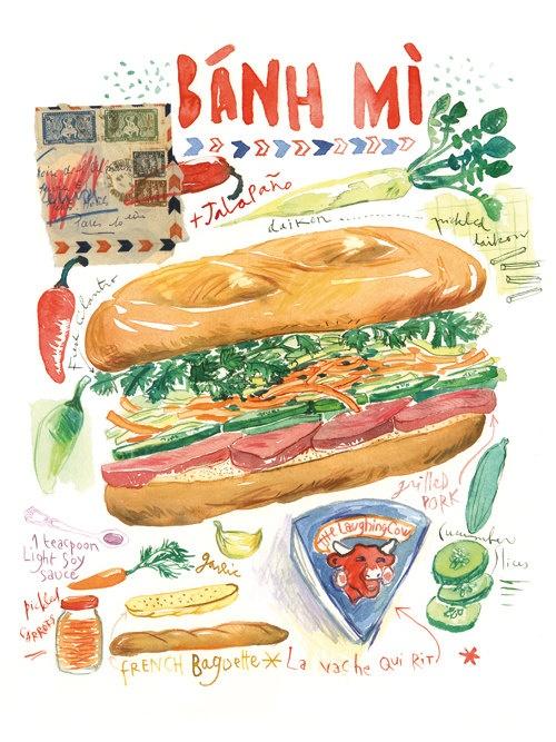 Bánh mì Việt Nam - Cơn sốt mới của ẩm thực đường phố trên toàn thế giới 12