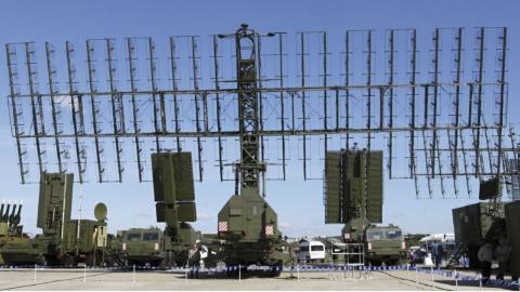 """Hệ thống radar """"Nebo-M"""" của Nga"""