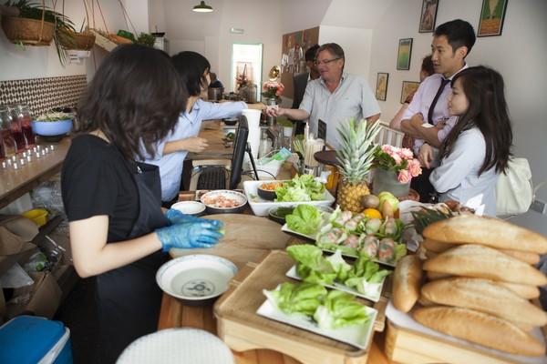 Bánh mì Việt Nam - Cơn sốt mới của ẩm thực đường phố trên toàn thế giới 3