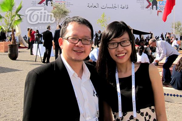 Gặp gỡ 9x tham dự Hội nghị doanh nhân trẻ toàn cầu 2014