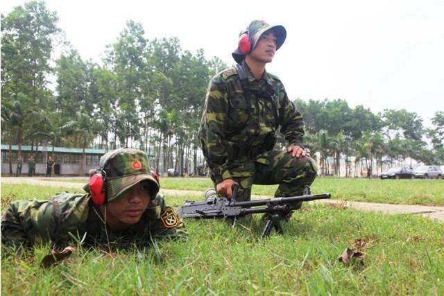 Một sản phẩm khác của FN là súng máy FN MAG.