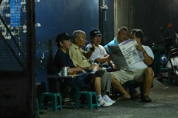 Sài Gòn buổi sớm mai