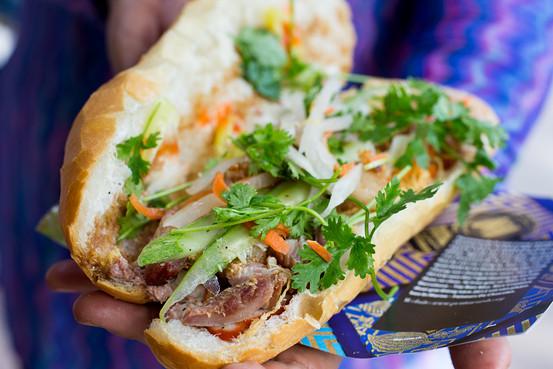 Bánh mì Việt Nam - Cơn sốt mới của ẩm thực đường phố trên toàn thế giới 9