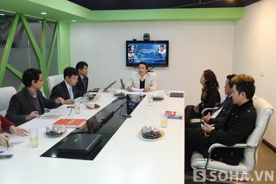 Các chuyên gia luật tham gia buổi Tòa đàm trực tuyến về vụ án Thẩm mỹ viện Cát Tường