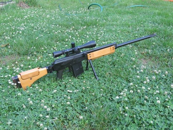 IMI Galatz là một súng bắn tỉa có độ chính xác cao, một vũ khí đắc lực cho các nhiệm vụ bí mật.
