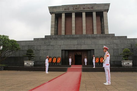 Image result for hình lăng bác hồ