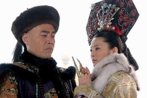Chuyện tình của Từ Hy Thái hậu và Cung Thân vương Dịch Hân trên màn ảnh.