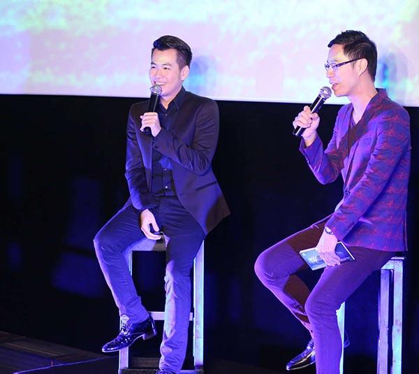 Ở cuộc trò chuyện chính thức của sự kiện, Hồ Trung Dũng tiết lộ MV Ngày không em là dự án anh đầu tư nhiều nhất, bằng tổng kinh phí của tất cả các music video anh từng thực hiện.