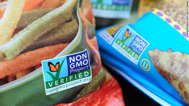 Thực phẩm biến đổi gen bán tại Việt Nam sẽ buộc phải dán nhãn. Ảnh minh họa.