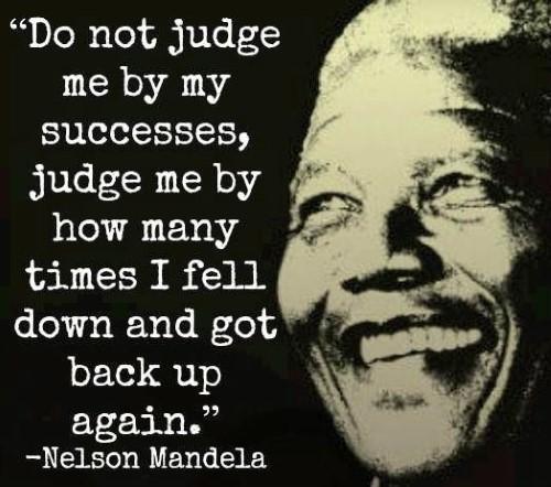 Câu nói bất hủ của huyền thoại Nelson Mandela