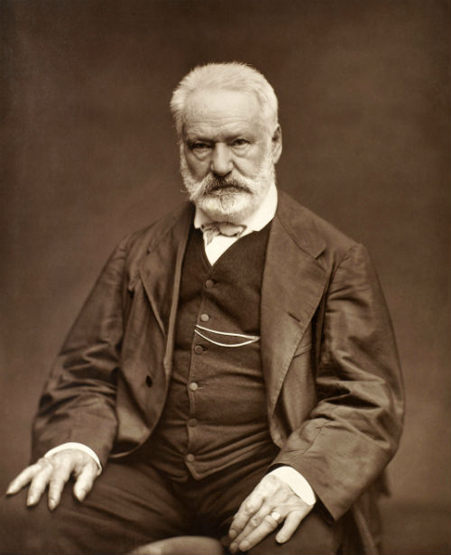 Chân dung Victor Hugo