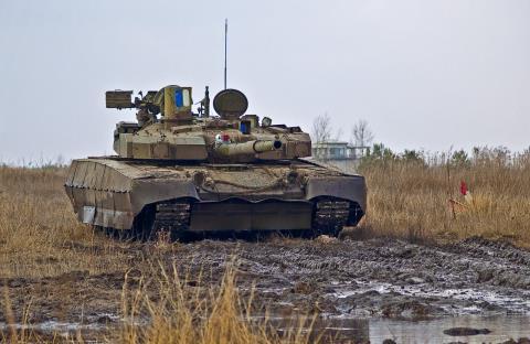MBT Oplot được đánh giá là một trong những loại xe tăng có khả năng tấn công và phòng vệ tốt nhất thế giới.