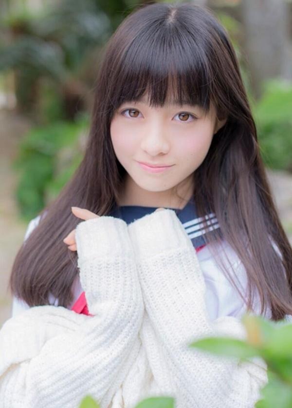 Kanna Hashimoto khiến fan phát cuồng với bộ ảnh thiên sứ 13