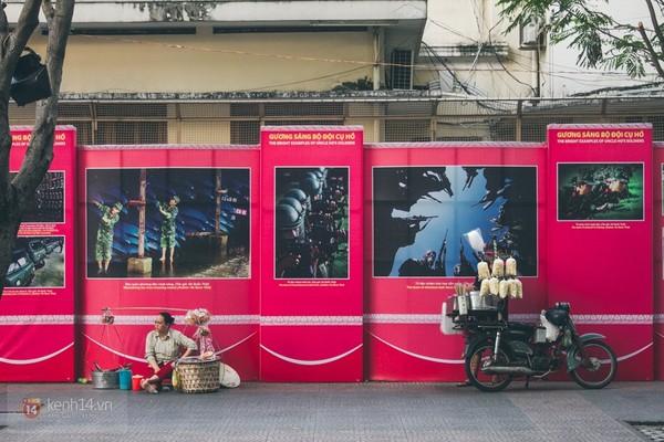 Chùm ảnh: Thương lắm những gánh quà rong trên phố Sài Gòn 18