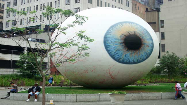 sự thật về đôi mắt của bạn