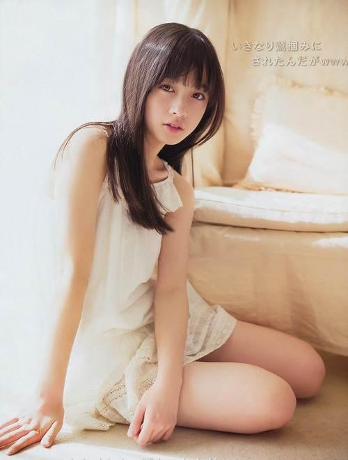 Kanna Hashimoto khiến fan phát cuồng với bộ ảnh thiên sứ 2
