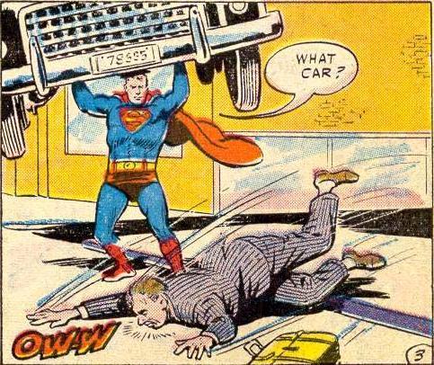 Sức mạnh phi thường không chỉ có ở những siêu nhân trong phim hay truyện tranh.