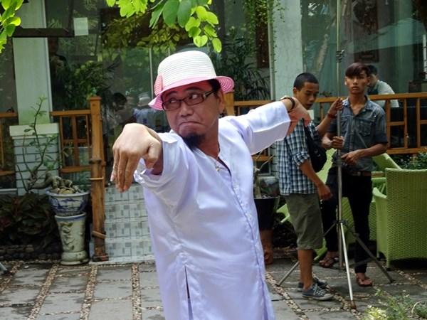 Nét hài duyên dáng của nghệ sĩ Hồng Tơ đã trở lại sau những ngày sóng gió. Ảnh: Dương Cầm