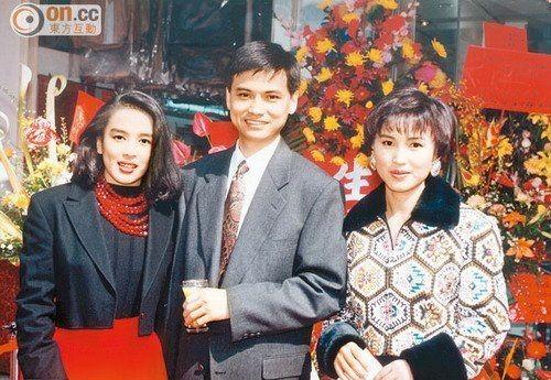 Trần Gia Linh, Lâm Quốc Hùng và Trần Tú Văn Ảnh: 163.COM