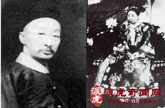 Những bước đi trong cuộc đời Từ Hy đều có sự hiện diện của Đại thần Nội Vụ - Vinh Lộc.
