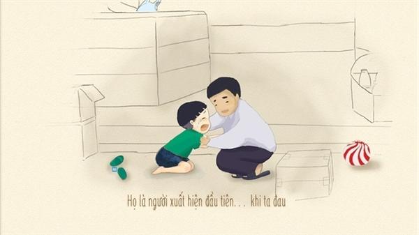 Câu chuyện Về nhà thôi dịp Tết gây xúc động
