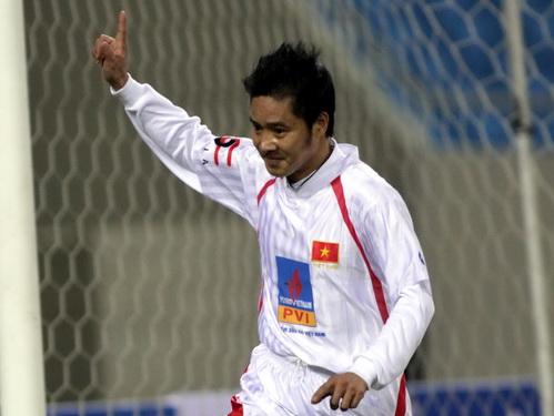 Cầu thủ Hồng Sơn