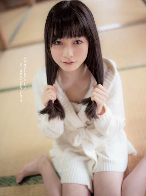 Kanna Hashimoto khiến fan phát cuồng với bộ ảnh thiên sứ 4