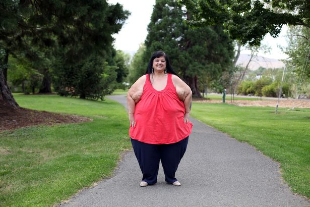 Image result for Patty Sanchez, 323 kg