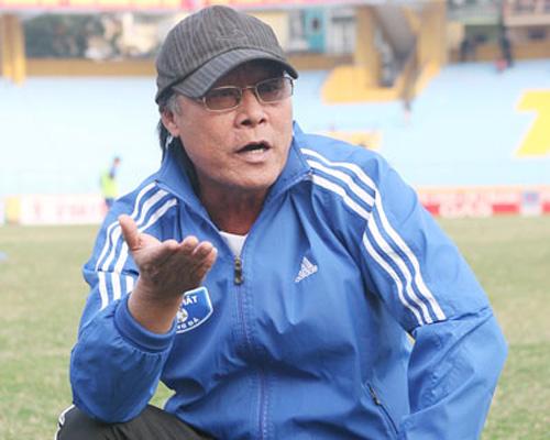 Kết quả hình ảnh cho HLV Nguyễn Thành Vinh