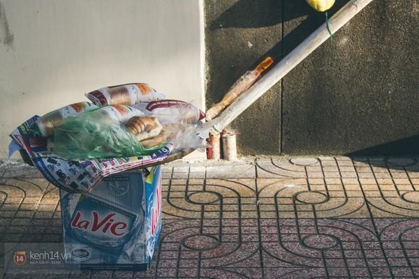 Chùm ảnh: Thương lắm những gánh quà rong trên phố Sài Gòn 5