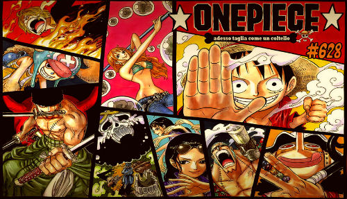 Ước mơ cháy bỏng của từng thành viên trong One Piece