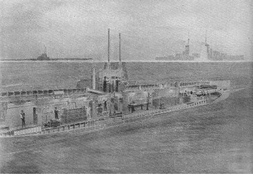 Vào tháng 10/1917, con tàu 3 cột buồm Zebrina đã được tìm thấy ở bờ biển miền Nam nước Anh với đầy đủ lượng than (nhập từ Pháp). Tuy nhiên, tất cả các thủy thủ đoàn đã biến mất không dấu vết và đến nay vẫn chưa được tìm thấy. (Ảnh: Internet)