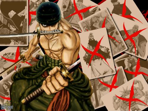Không những là bậc thầy kiếm thuật, Zoro còn nổi tiếnglà kiếm sĩ quả cảm, có tinh thần thượng võ
