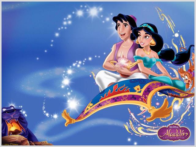 Aladin và công chúa