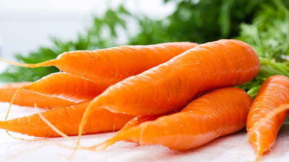giảm cân với cà rốt