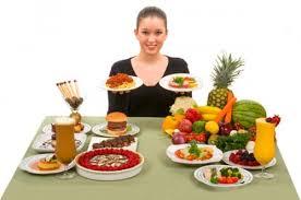 Một chế độ ăn nhiều rau và hoa quả giúp bạn phòng tránh bệnh ung thư.