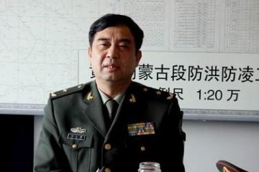 Thiếu tướng Đổng Minh Tường, một trong số quan chức quân đội gửi hồ sơ thăng quan tiến chức tới tướng Quách Bá Hùng.