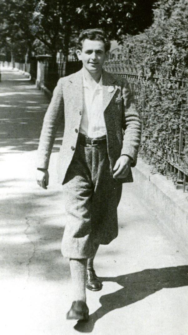 Chàng thanh niên sinh viên Trường Kỹ thuật Munich - Johann Georg Elser