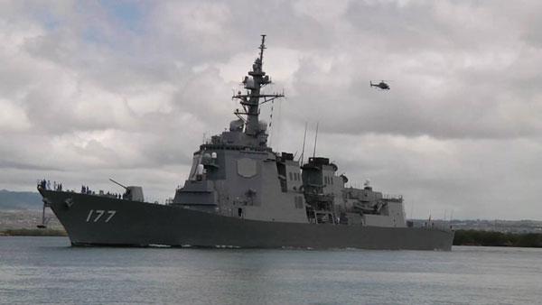 Tàu khu trục Atago nâng cấp sẽ có thêm tính năng phòng thủ tên lửa đạn đạo.